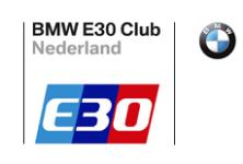 Sinds de officiële oprichting in 2016 brengt BMW E30 Club Nederland liefhebbers bij elkaar.